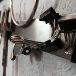 black bull dog clip thingies